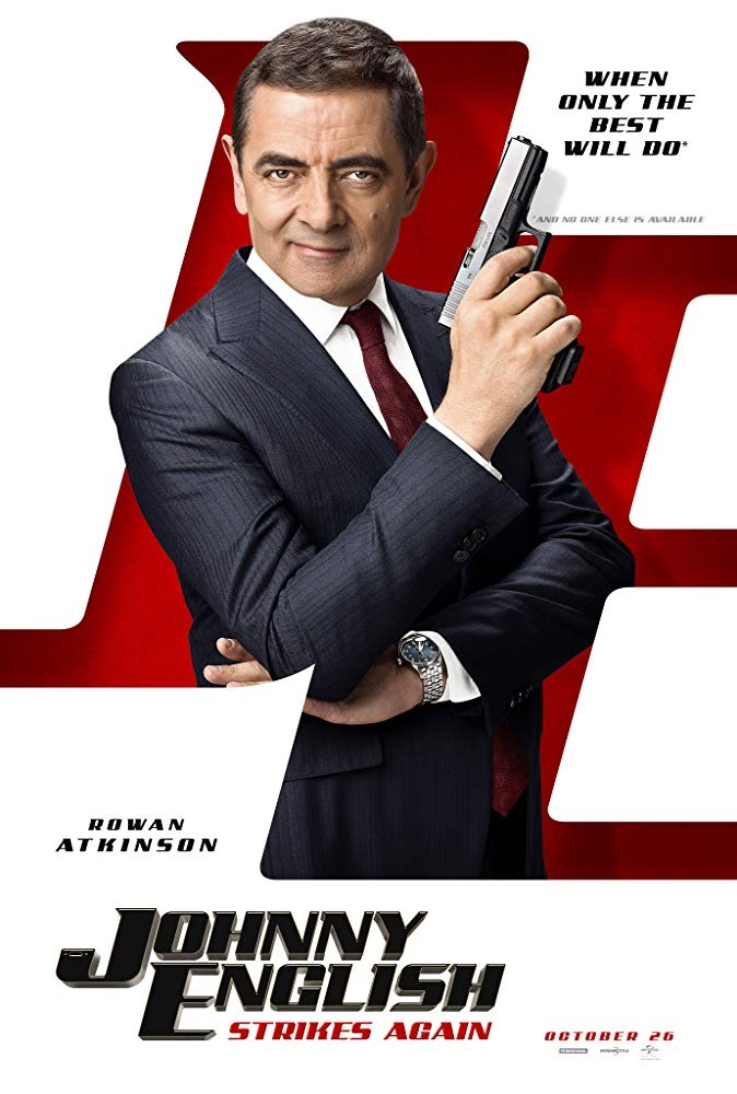 Johnny English Strike Again